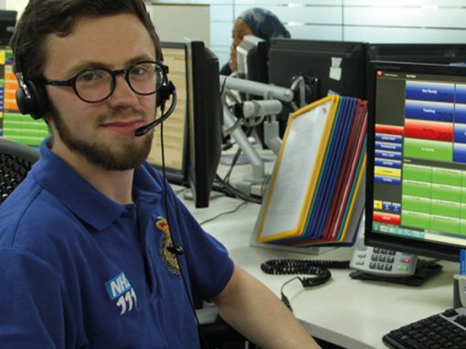 NHS 111 Call Handler